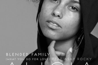 "Alicia Keys shares private moments with world in ""Blended Family"""
