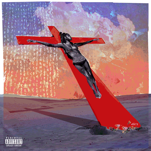 "Angel Haze's ""Resurrection"" cover art"