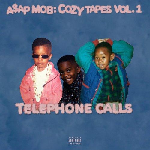 """A$AP Mob's """"Telephone Calls"""" cover art"""