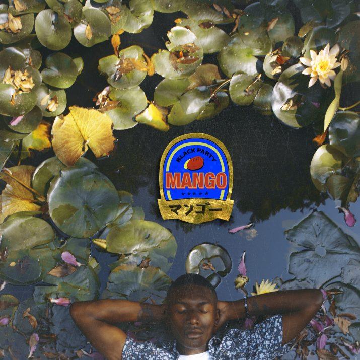 "bLAck pARty's ""Mango"" cover art"
