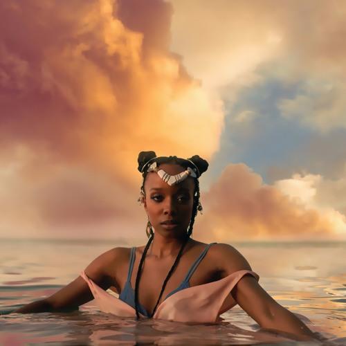 """Jamila Woods' """"HEAVN"""" cover art"""
