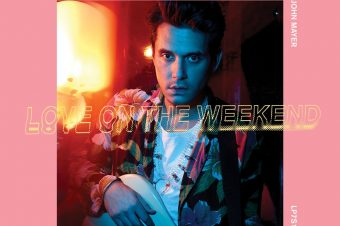 "John Mayer returns with ""Love on the Weekend"""