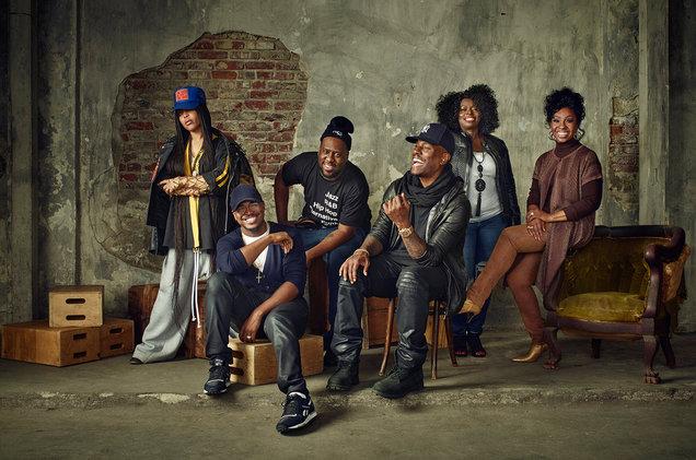 Soul Train Awards soul cypher
