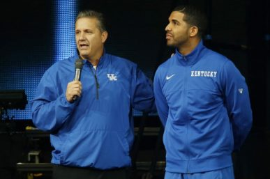 Drake talks new music, future projects and sports on John Calipari's 'Cal Cast' podcast