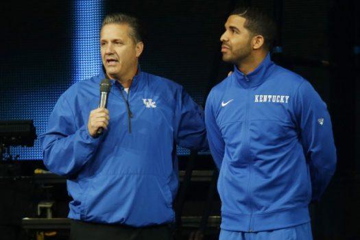 Drake talks new music, future projects and sports on John Calipari's 'Cal Cast' podcast