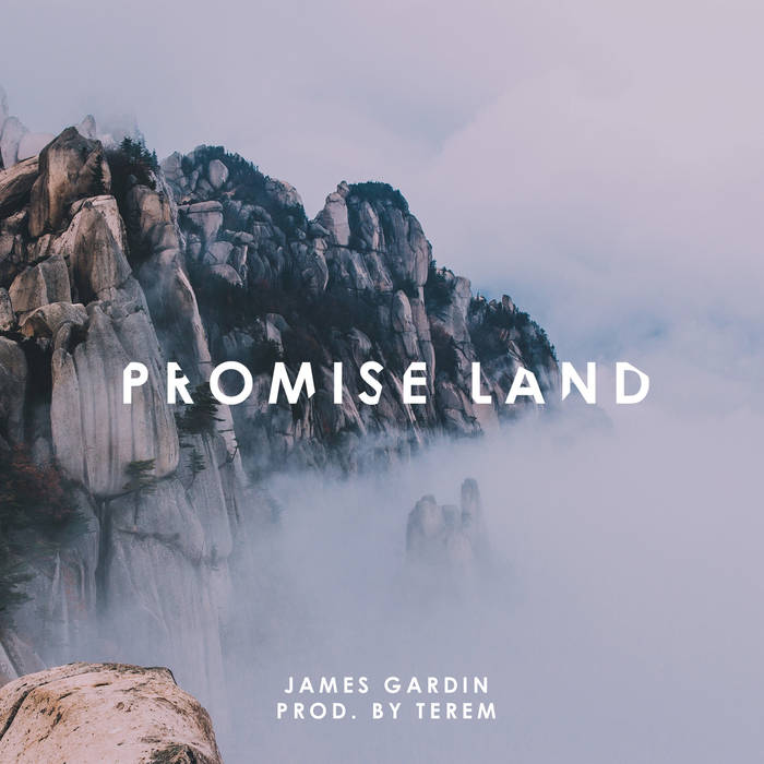 "James Gardin's ""Promise Land"" cover art"