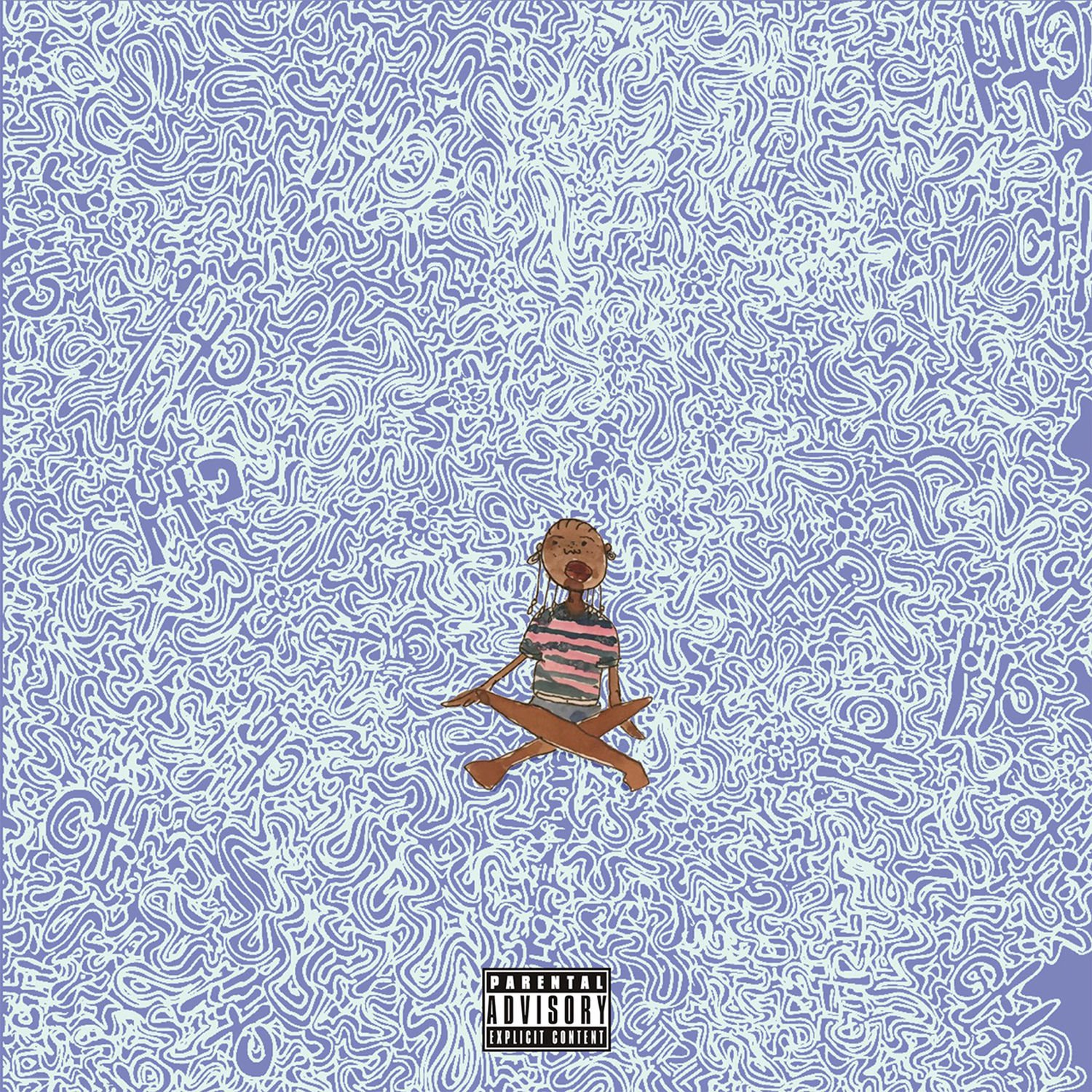 "SZA's ""Drew Barrymore"" cover art"