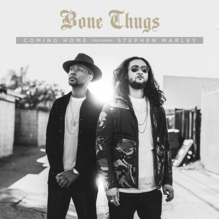 "Bone Thugs' ""Coming Home"" cover art"