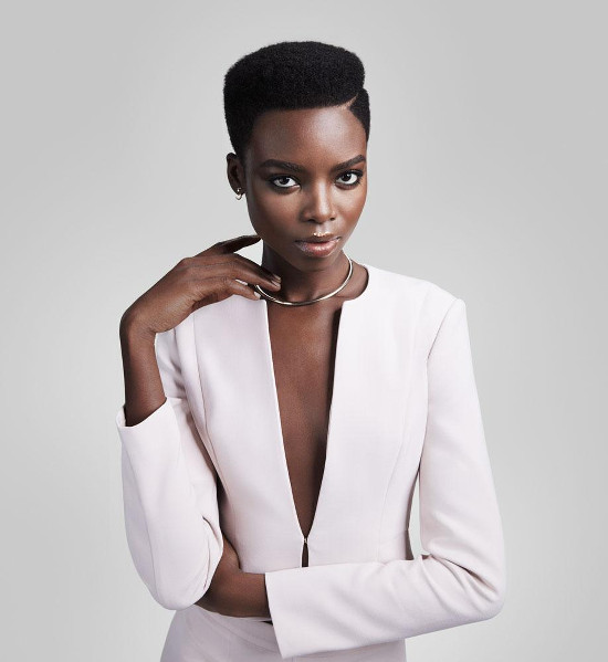 Model Of The Week Maria Borges First Black Model To Walk Victoria S Secret Fashion Show In Afro