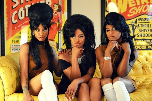 "The Womack Sisters usher in sound from the past with ""Darling"""