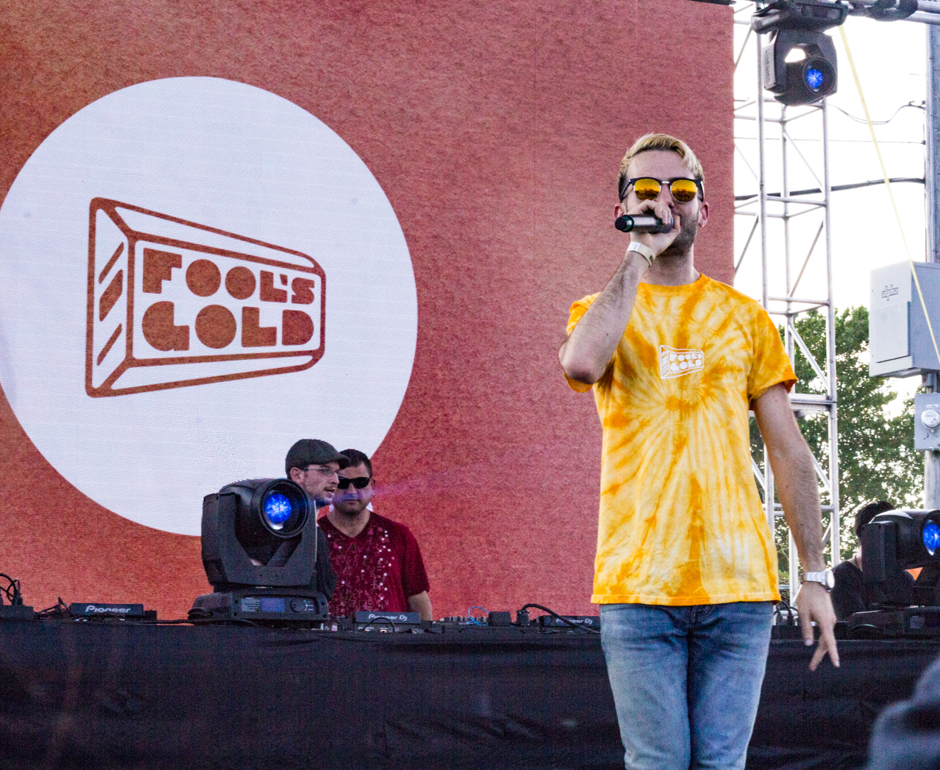 A-Trak at Fool's Gold Day Off
