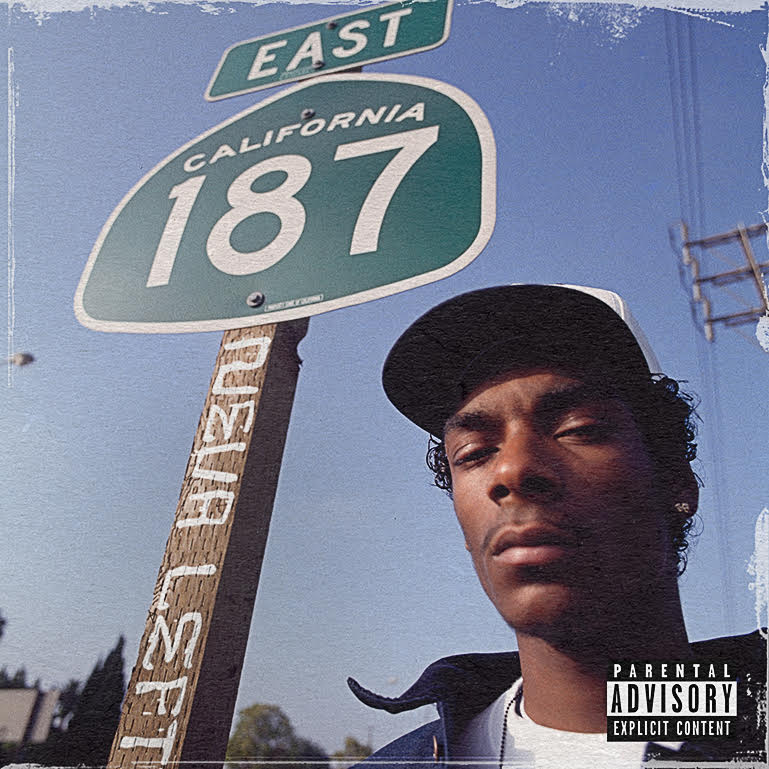 Snoop Dogg's Neva Left cover art