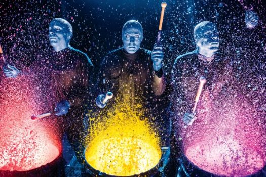Blue Man Group: 'Trust is key'