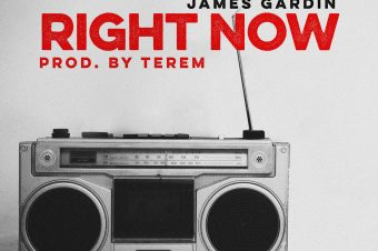 "Hear ""Right Now"": James Gardin's first Pop track"
