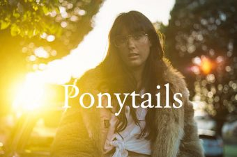 Ponytails, one of Vancouver's newest bands, released a self-titled EP (Review)