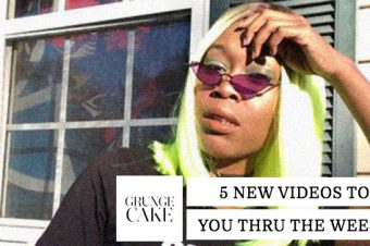#5NewVideos to get you through the week 28: (ShaqIsDope, BbyMutha)