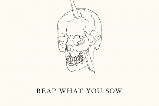 Hear Bizzy Crook and Melvin Ingram's joint project: Reap What You Sow