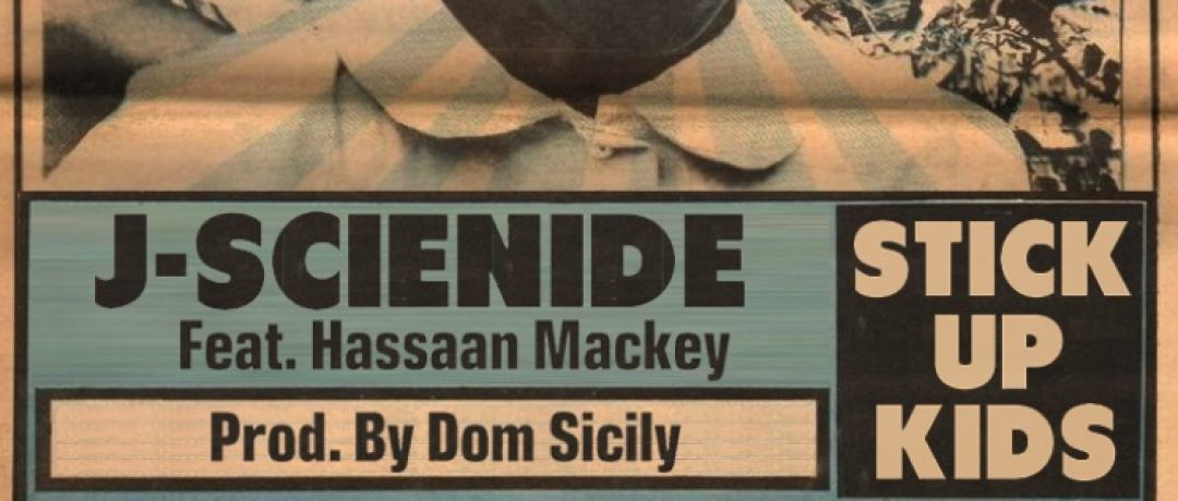 J Scienide and Hassaan Mackey tag team a Dom Sicily beat (Song premiere)