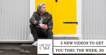 #5NewVideos to get you through the week: 30 (Auður, Eva Simons)