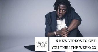 #5NewVideos to get you through the week: 32 (Stonebwoy, Jada Kingdom)