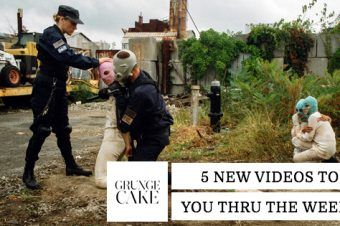 #5NewVideos to get you through the week: 33 (Huko, Pussy Riot)