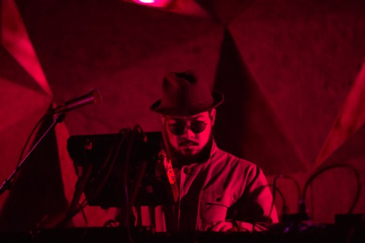 Featured Gallery: mndsgn with Yaeji & P.U.D.G.E. (Elsewhere)