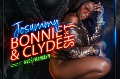 Josammy and Nyce Franklyn are the new Bonnie & Clyde