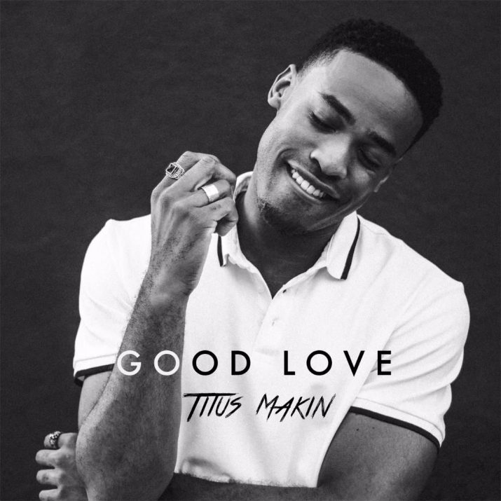 Titus Makin's cover art for Good Love