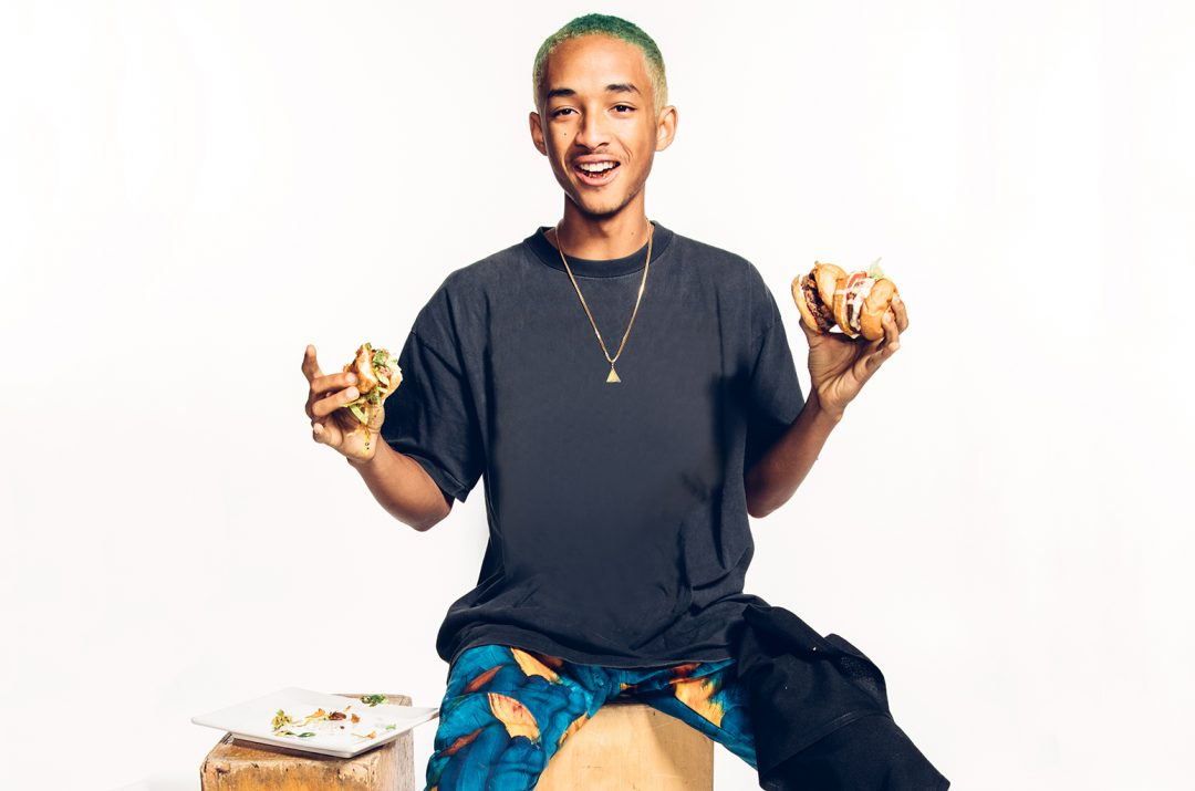 Jaden Smith x Umami Burger
