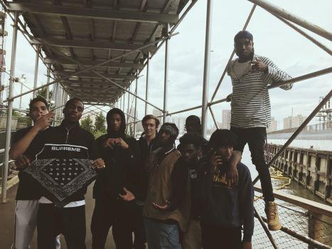 "NXGN, MeLo-X's protégées, share official video for ""BulletProof$hyne"" (Premiere)"