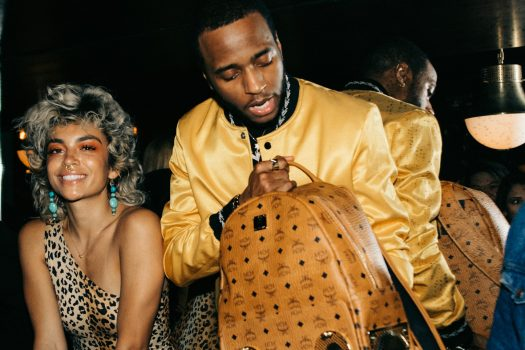 6LACK and others unveil limited edition MCM x WizPak ahead of GRAMMYs 60th Anniversary