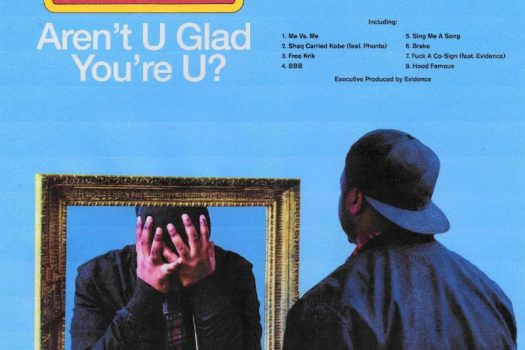 "Review: Domo Genesis's ""Aren't U Glad You're U?"""