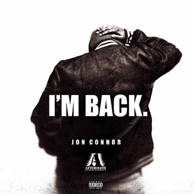 Jon Connor 'I'm Back' cover art