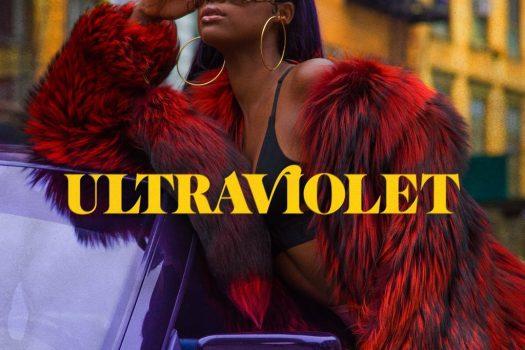 """Justine Skye's debut album """"ULTRAVIOLET"""" is 2018's first forgotten safe landing"""