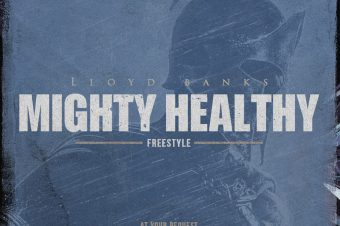 "Hear Lloyd Banks' latest tracks ""Mighty Healthy"" and ""Young & Reckless"""
