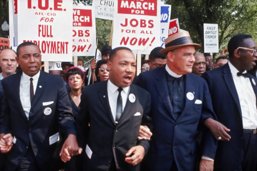 How did MLK get a holiday? PBS shares a short episode with details
