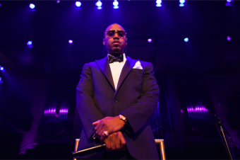 Watch the official trailer for 'Nas: Live from the Kennedy Center'
