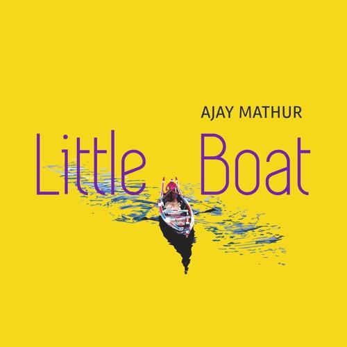 Ajay Mathur's cover art for 'Little Boat' LP