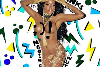 """Azealia Banks returns with """"Movin' On Up"""" f  eaturing An Expresso"""