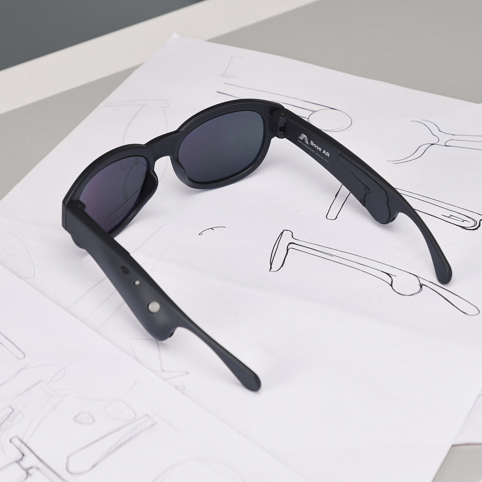 Bose introduces audio augmented reality platform and unveils the future of mobile sound in eyewear prototype