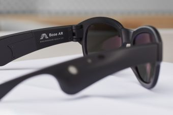 Bose introduces audio augmented reality platform