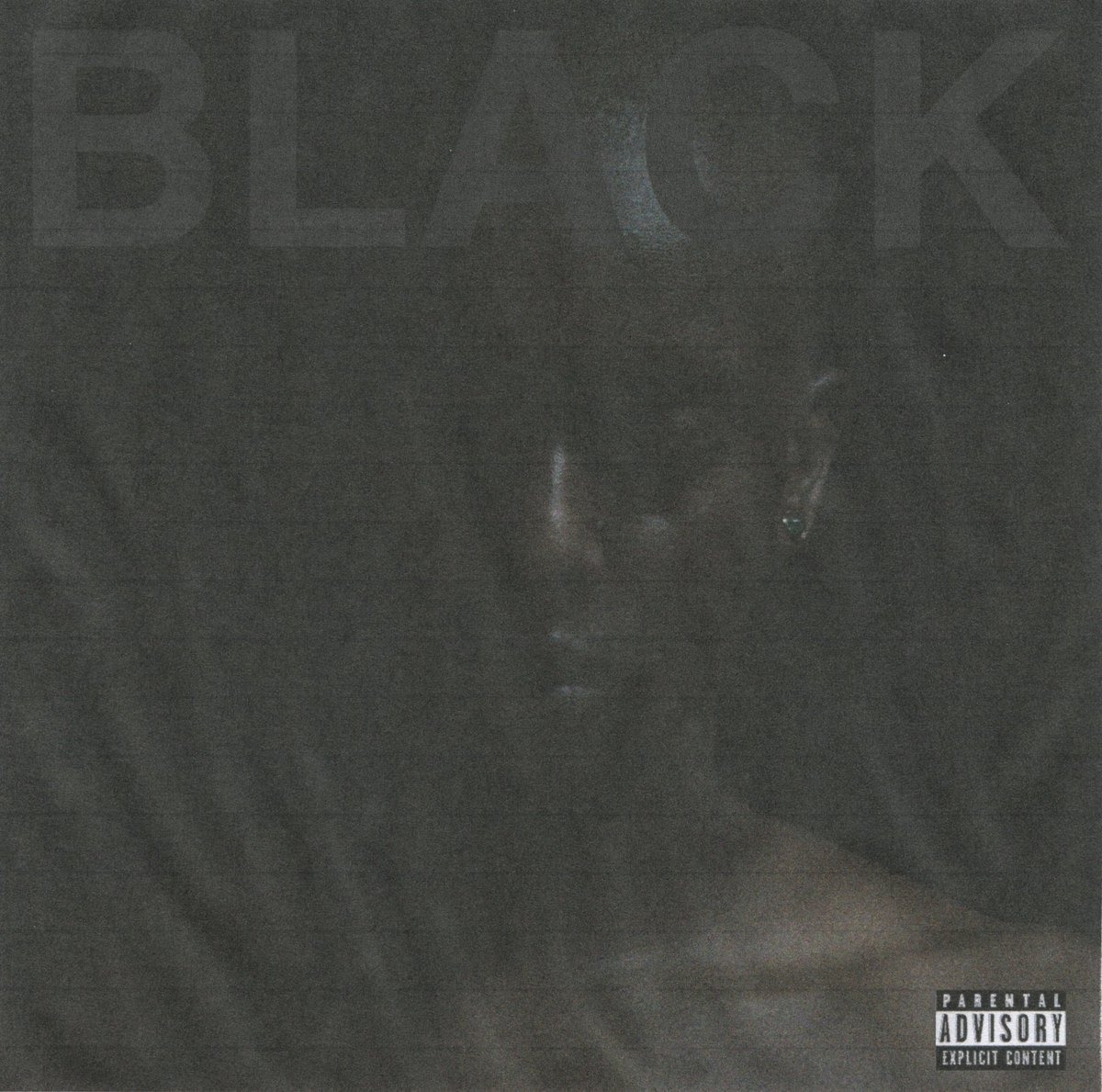 Buddy's 'Black' featuring A$AP Ferg cover art