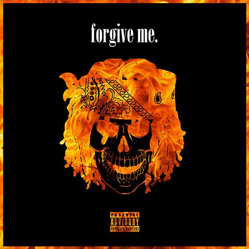 GodBodyWati's 'Forgive Me' cove art
