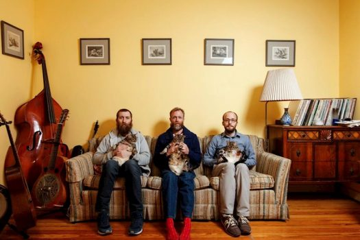 Magical Beasts readies symbiotic LP & EP 'Peninsula' and 'When Love's A Stranger'