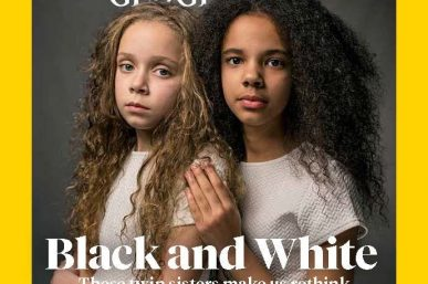 "National Geographic publishes ""The Race Issue"", a special edition single-topic issue exploring race and diversity in the 21st Century"