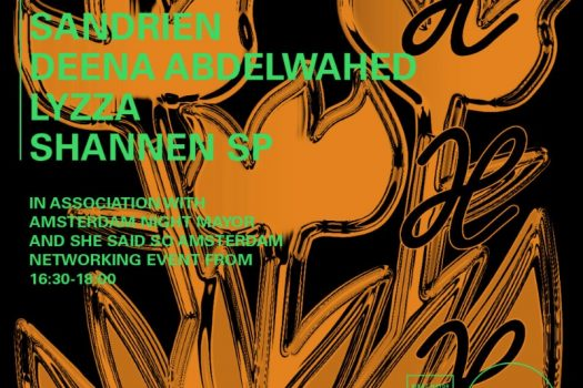 SheSaidSo teams up with Boiler Room and Amsterdam Night Mayor for networking event