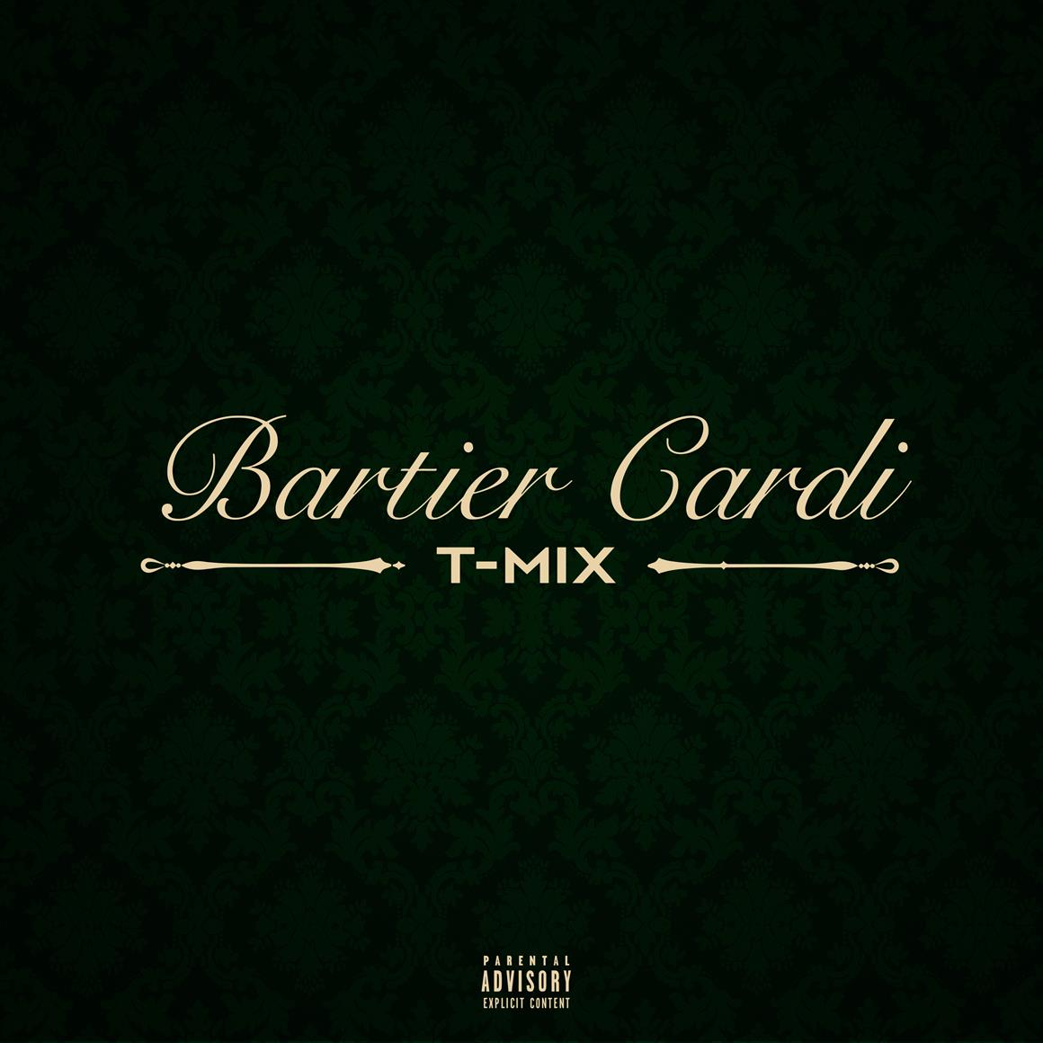 T-Pain's cover of Cardi B's 'Bartier Cardi'