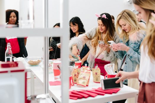 Duncan Hines debuts new perfect size for 1 cakes and toppings at Made-for-Instagram dessert event in New York City