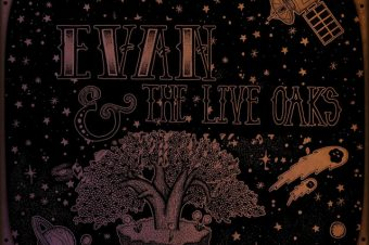 Review: Evan and the Live Oaks channel the early sounds of Rock on 'Hyde Park' EP