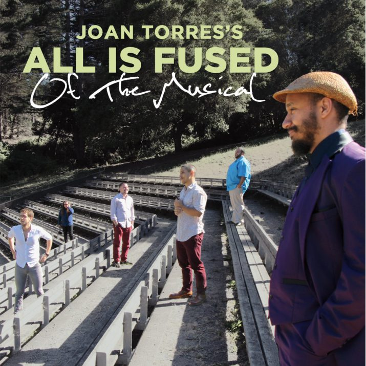 Joan Torres's All Is Fused's cover art for 'Of the Musical'